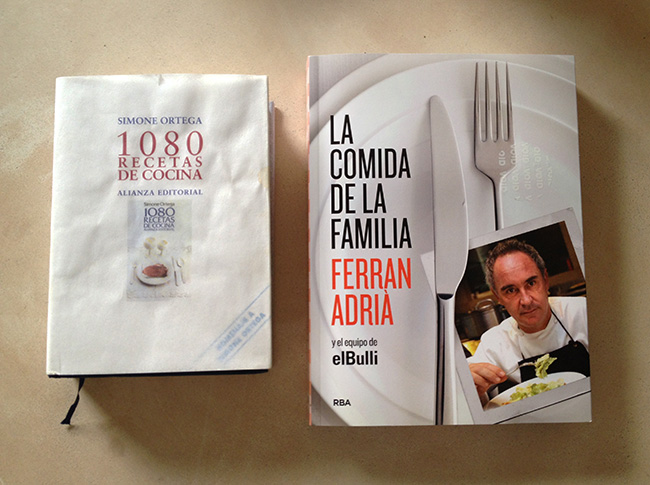 libros de cocina española imprescindibles