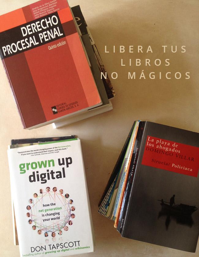 libera tus libros