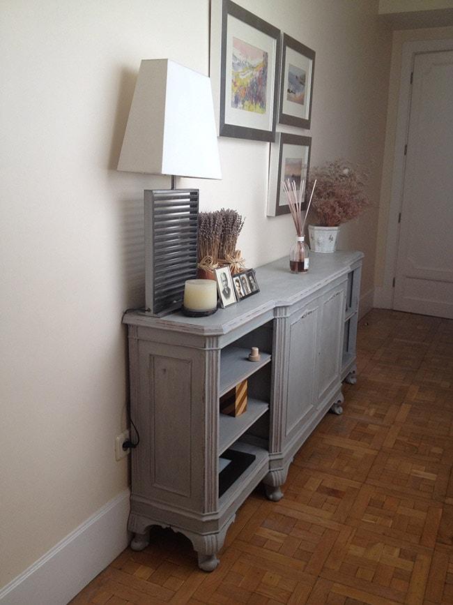 C mo pintar un mueble estilo provenzal for Muebles provenzales online