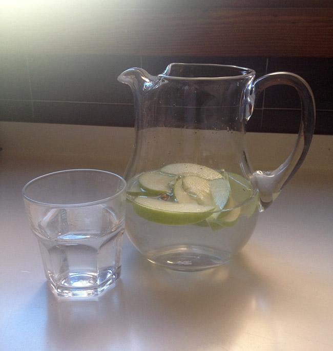 Operacion pibon i hidratacion y limpieza for Limpieza y curacion con zumo de manzana