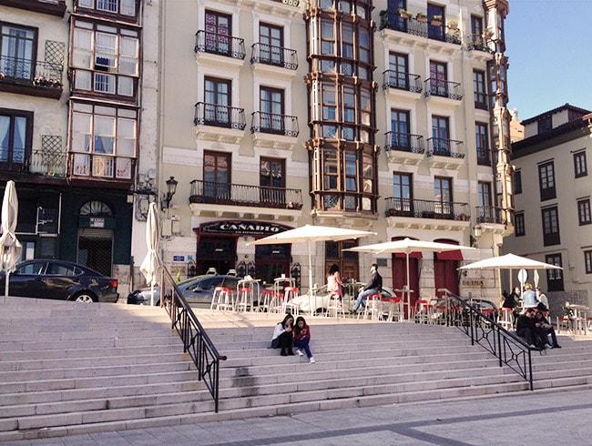 Plaza Cañadío Santander