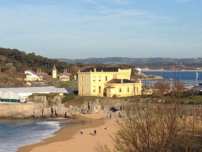 Península de la Magdalena Santander
