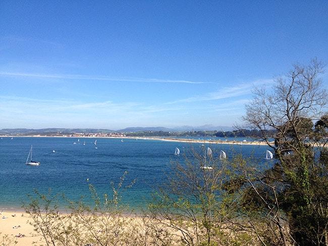 Escapada a Santander, ruta de playas y por el centro para una visita a Santander