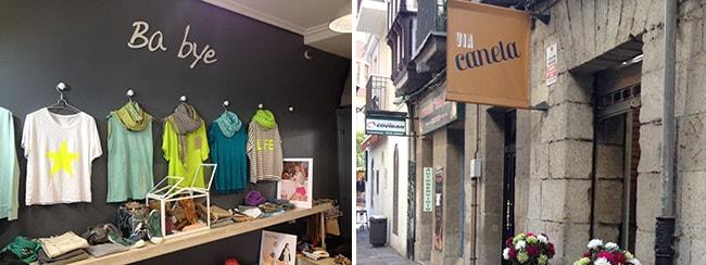 Tiendas de Ropa Santander - Ba bye, via canela...