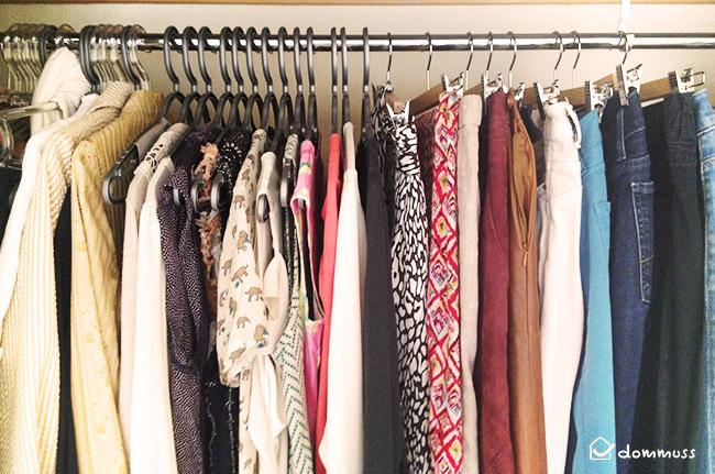Organizar el armario - Organizar armarios ropa ...