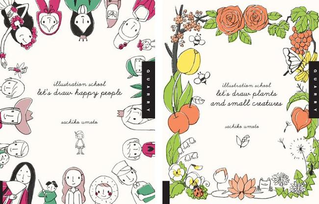 cómo dibujar gente y plantas