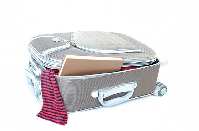 cómo hacer la maleta perfercta