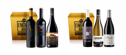 Enolobox - suscripción de vinos