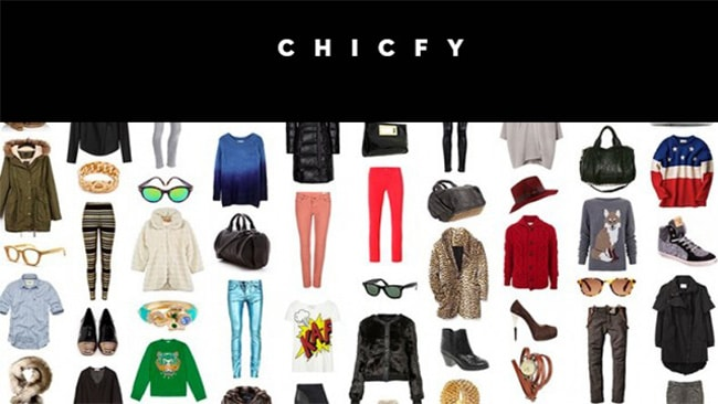 App para vender ropa de segunda mano