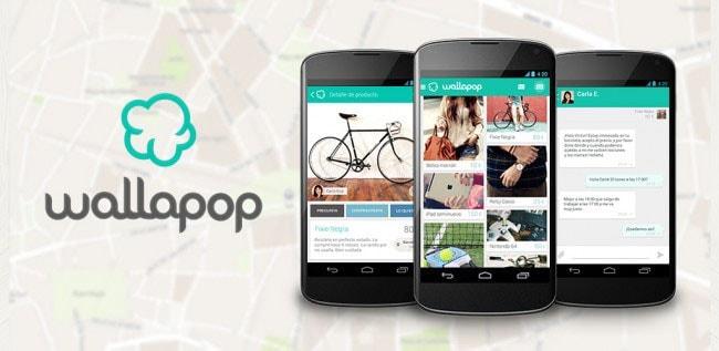 Wallapop. App para vender cosas de segunda mano