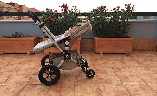 funda para carrito de bebé