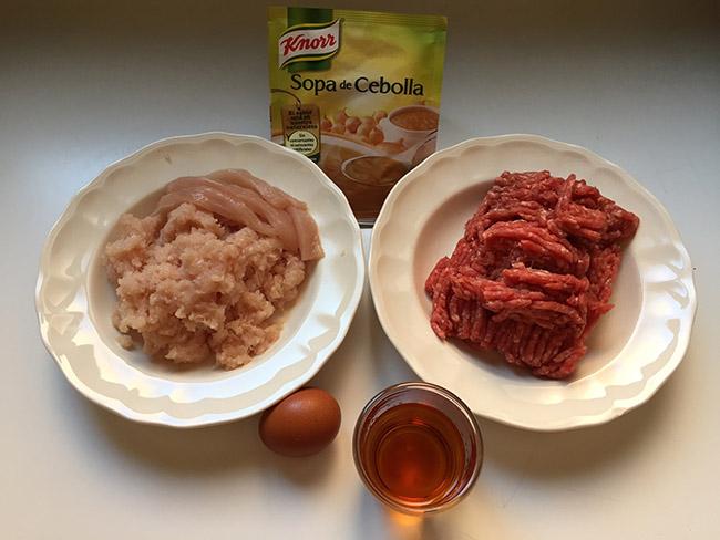 ingredientes fiambre baqueira