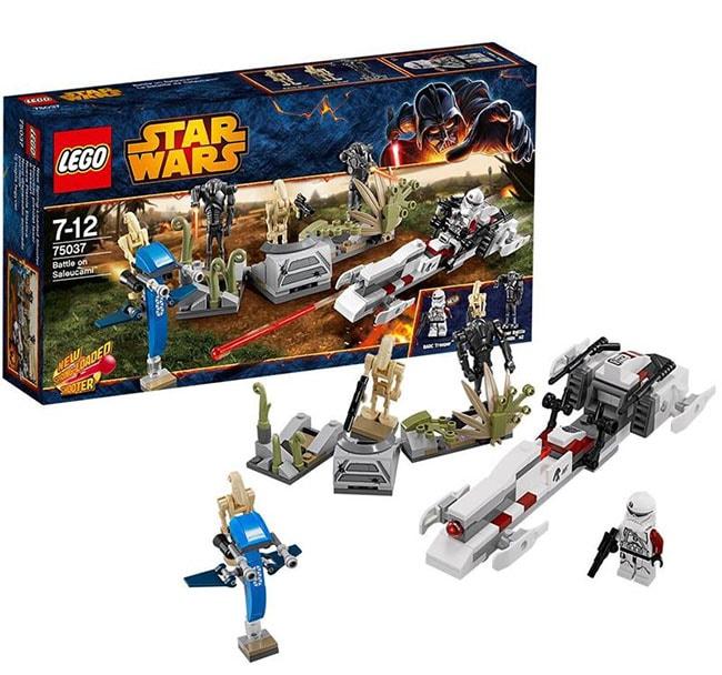Regalo de Navidad - Lego de Star Wars