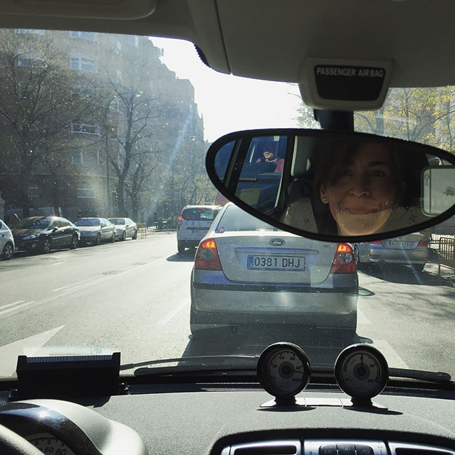conduciendo coche car2go