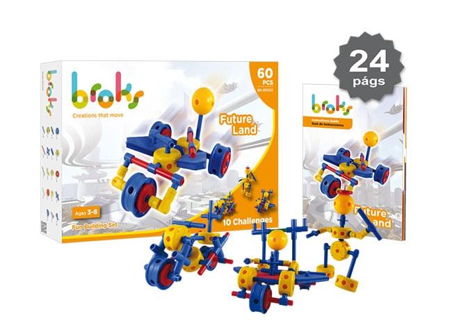 Broks - Future Land - juguetes para pensar