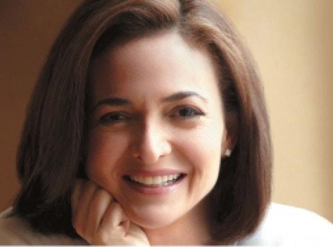 Portada de Sheryl Sandberg - Vayamos adelante
