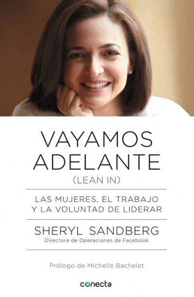Libro Vayamos Adelante, Sheryl Sandberg