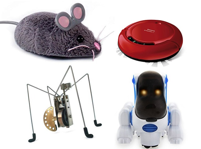 Robots para casa