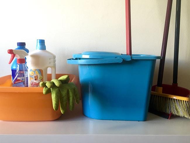 utensilios de limpieza, servicio de limpieza para casa, limpieza y orden en casa