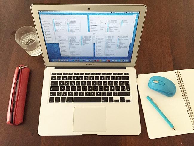 organizar el ordenador: curso de organización del ordenador