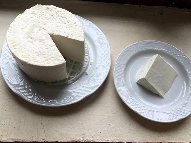 queso artesano