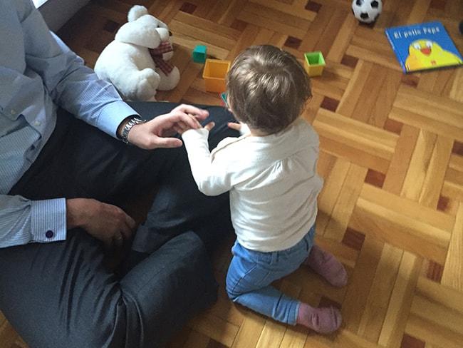involucrar a los niños en las tareas de casa