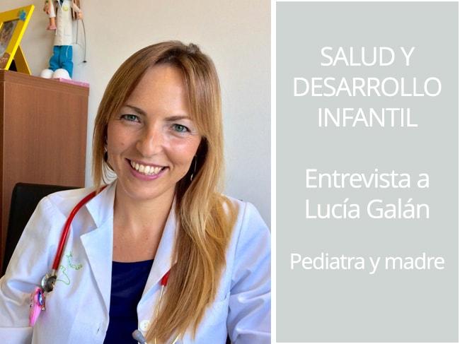 salud infantil, lucía mi pediatra