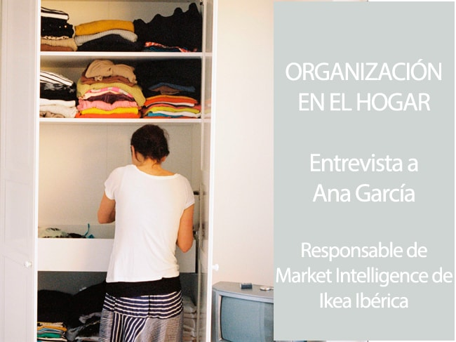 Organización en el hogar