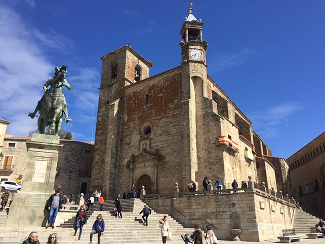 Visita a Trujillo