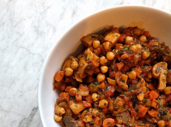 vegetable recipes for summer