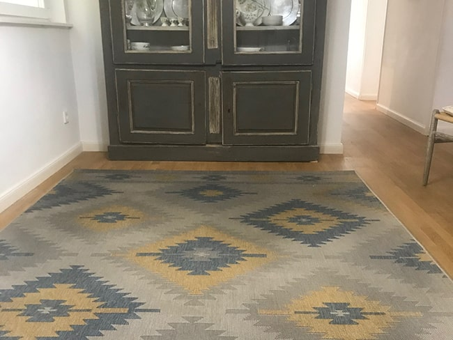 como limpiar las alfombras