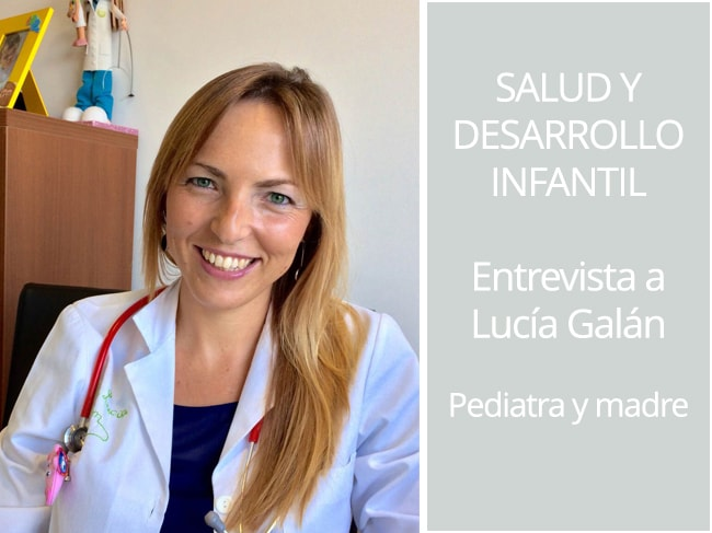 Hablamos de salud infantil con Lucía Galán, autora de ...