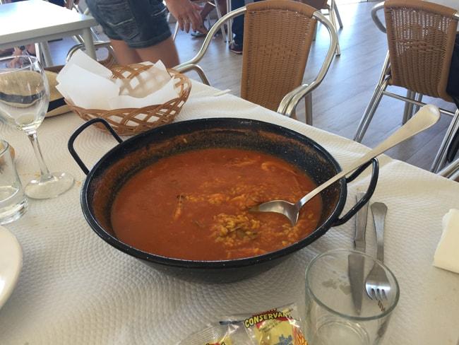 restaurantes de playa El Chiringuito3