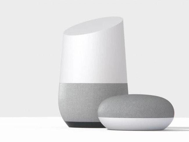 asistentes de voz para el hogar: google home