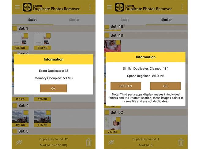 Limpiar archivos digitales - Remo remover