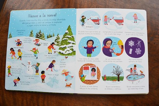 ideas para disfrutar de la nieve en familia