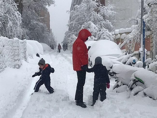 ideas para protegernos y disfrutar de la nieve